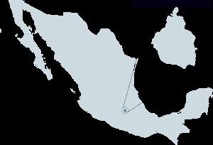 river map of new mexico street la paz